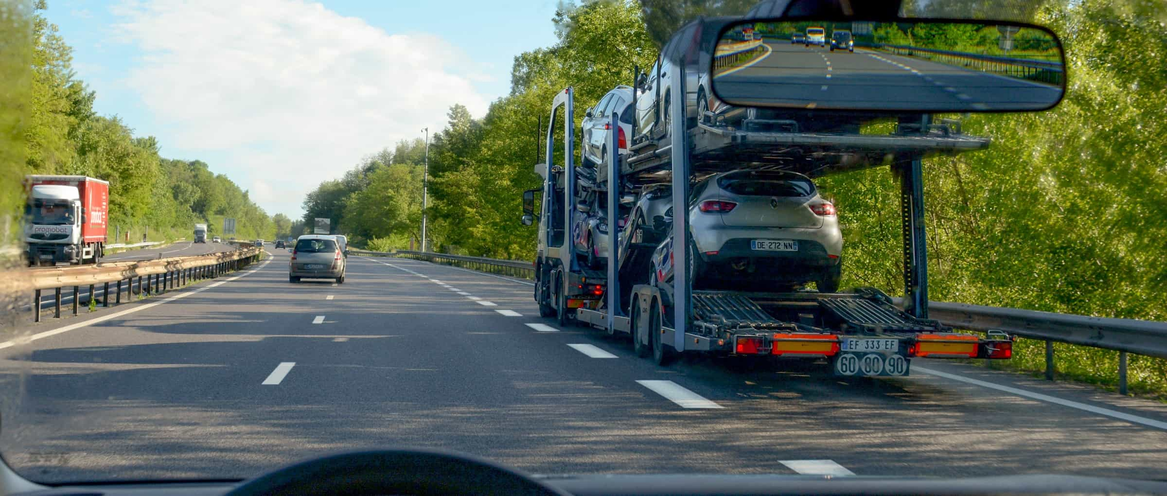 Réussir le Code de la Route - Attention