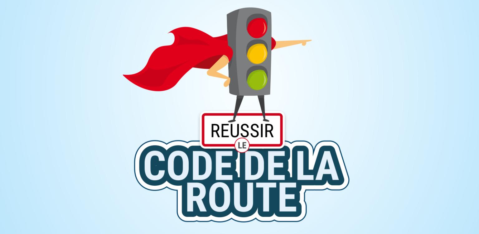Logo Application Réussir le Code de la Route